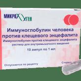 иммуноглобулин противоклешевой